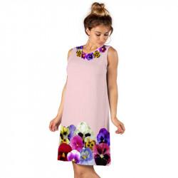 Лятна дамска рокля ПОЛИ 8262