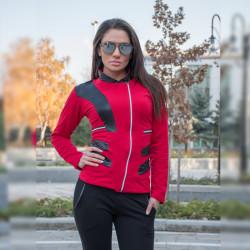 Спортен дамски комлект Кейти (черно)