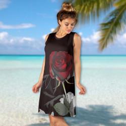 Дамска къса рокля Black-Rose