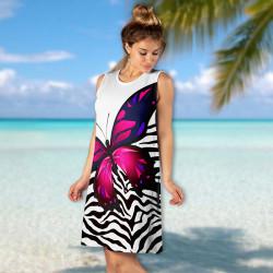 Лятна дамска рокля 5408