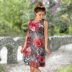 Дамска къса рокля 6900