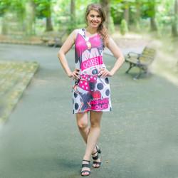 Дамска къса рокля Minnie Mouse