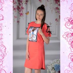 Дамска рокля Koral