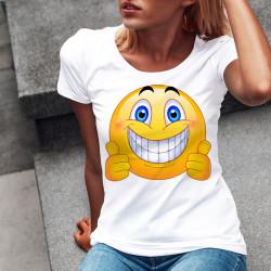 Дамска тениска с щампа Funny 6569-7033
