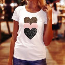 Дамска тениска с щампа Funny 6510-6915