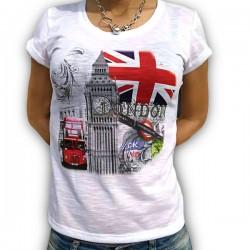 Дамска тениска с щампа ''Great Britain''