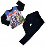 Зимен детски спортен комплект Avengers Отмъстителите
