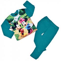 Зимен детски спортен комплект Мики и Мини Маус