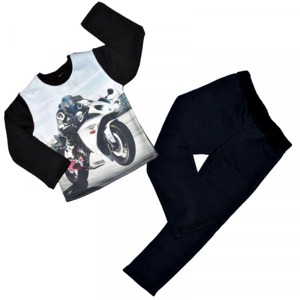 Зимен детски спортен комплект Super Moto