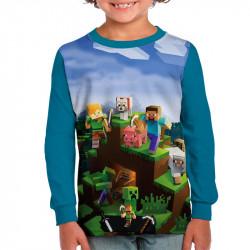Детска блуза за момче Майн Крафт