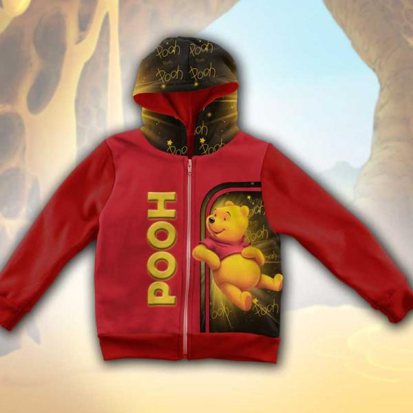 3D Детски суитшърт за момиче и момче Pooh
