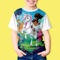 Тениска за момиче 6875