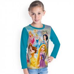 Детска блуза за момиче ПРИНЦЕСИ # 7174