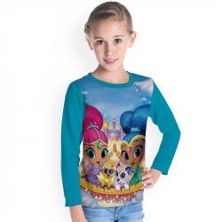 Детска блуза за момиче Shimmer # 7187