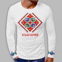 3D мъжка блуза ЕЛБЕТИЦА