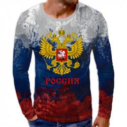 3D мъжка блуза РОССИЯ