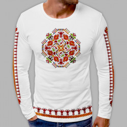 3D мъжка блуза ПРЕЧУПЕН КРЪСТ