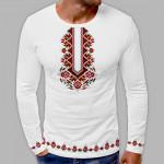3D мъжка блуза ПЛЕТЕНИЦА НА ЩАСТИЕТО