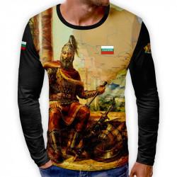 3D мъжка блуза патриотична България