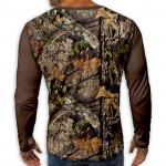 3D мъжка блуза RABBIT CAMOUFLAGE