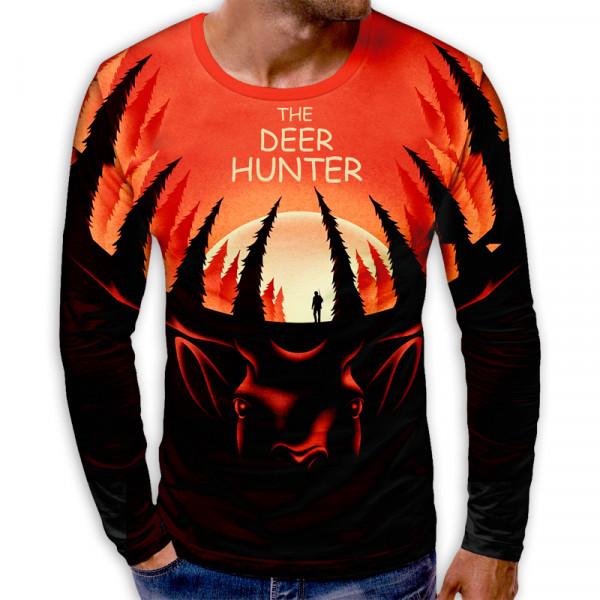 3D мъжка блуза THE DEER HUNTER