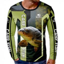3D мъжка блуза CARPFISH