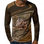 3D мъжка блуза PESCE