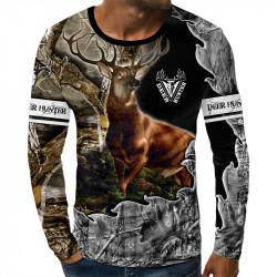 3D мъжка блуза Елен