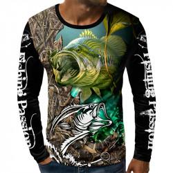 3D мъжка блуза принт РИБОК