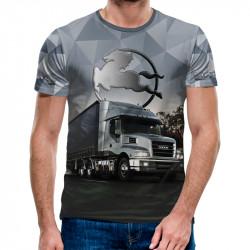 3D мъжка тениска  Iveco