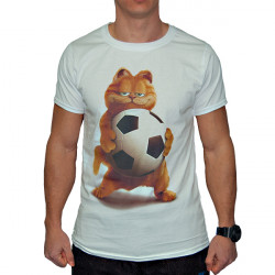 Мъжка тениска Garfield