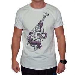 Мъжка тениска Guitar