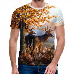 3D мъжка тениска View