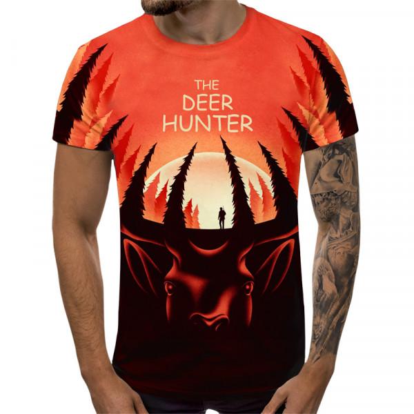 3D ловджийска тениска The Deer Hunter