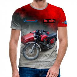 3D мъжка тениска ИЖ