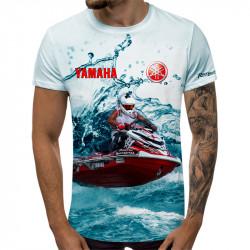 3D мъжка тениска Jet Sky Yamaha