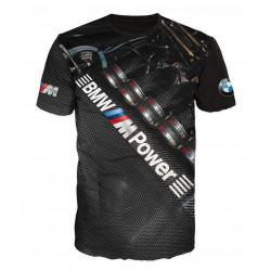 3D мъжка тениска M Power