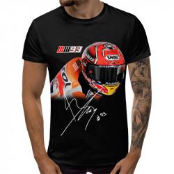 3D мъжка тениска MotoSport