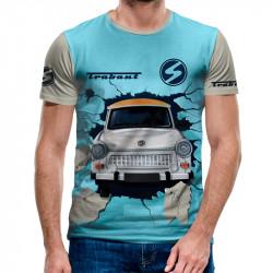 3D мъжка тениска Trabant