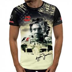 3D мъжка тениска SENA