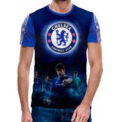 3D мъжка тениска Chelsea