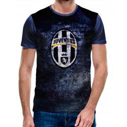 3D мъжка тениска Forca Juve !