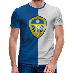 3D мъжка тениска Leeds FC
