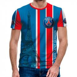 3D мъжка тениска Paris Saint Germain