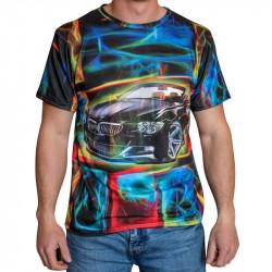 3D мъжка тениска 2552