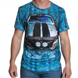 3D мъжка тениска 2557