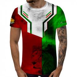 3D мъжка тениска Bulgaria