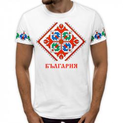 3D мъжка тениска принт ЕЛБЕТИЦА