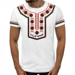 3D мъжка тениска принт КАНАТИЦАТА