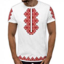3D мъжка тениска принт ПЛОДОРОДИЕ